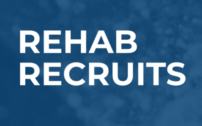 Rehab Recruits campaign launched